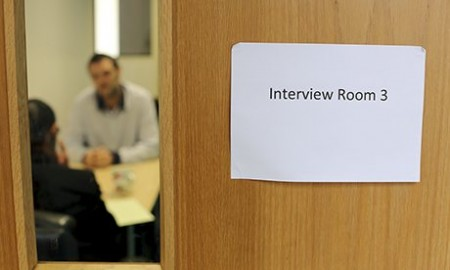 Law centre interview room
