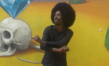 Pitch Black Afro Facebook Image