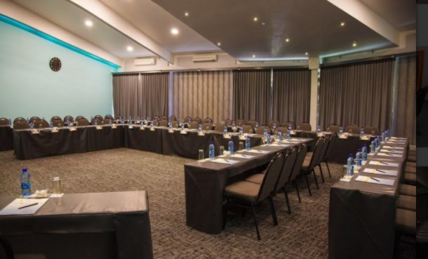 A conferencing facility at the Badplaas Forever Resort near Carolina in Mpumalanga.   Image: Badplaas, A Forever Resort