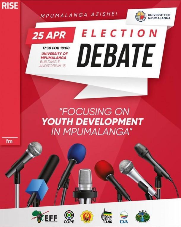 Election Debate 2019